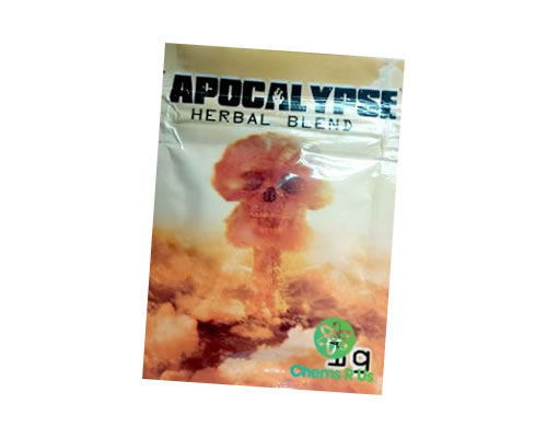 Apocalypse Herbal Incense Review